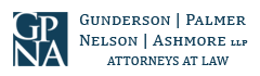 Gunderson Palmer Nelson Ashmore LLP Attorneys at Law Logo