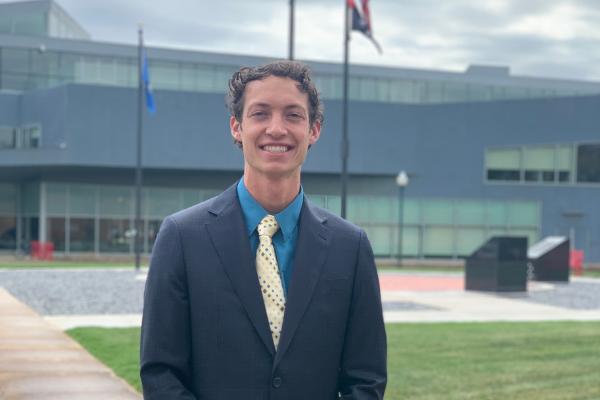 GPNA Welcomes Legal Intern Joshua Weinheimer Media