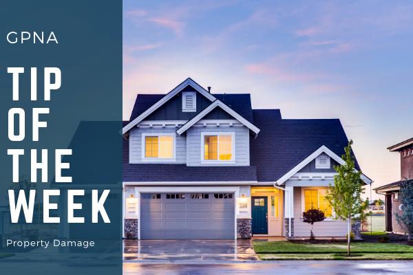 GPNA Tip of The Week: Property Damage  Media