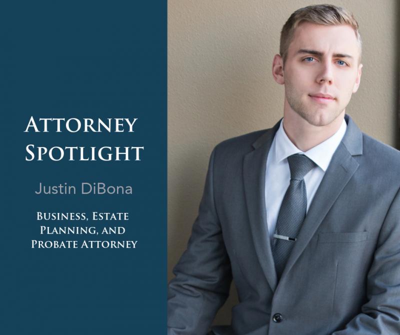 Attorney Spotlight: Justin DiBona
