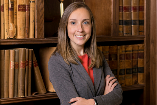 New Attorney Catherine A. Seeley