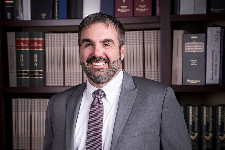 Attorney Matthew E. Naasz Becomes Partner