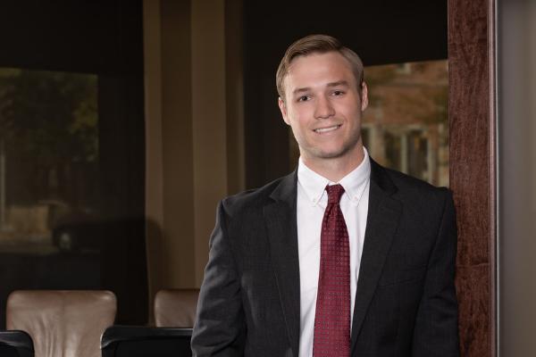 New Attorney G. Nolan Thomas