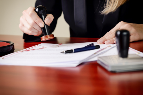 Remote Notary Authorization by Attorney Ali Tornow