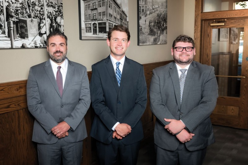 Gunderson, Palmer, Nelson, & Ashmore Welcome Three New Attorneys