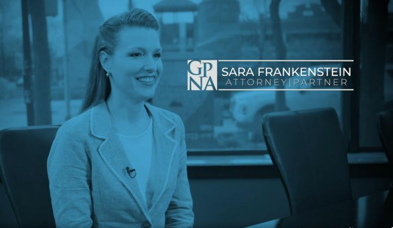 Meet Attorney Sara Frankenstein