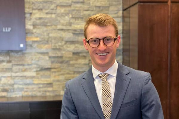 GPNA Welcomes Legal Intern Caleb Vukovich Media