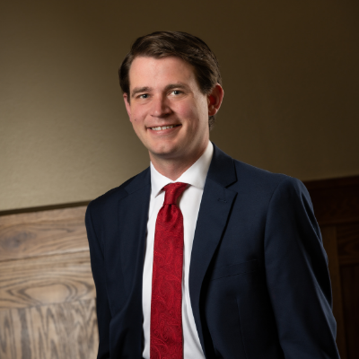 Christopher A. Christianson Attorney Headshot