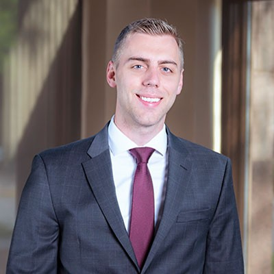 Justin DiBona Attorney Headshot