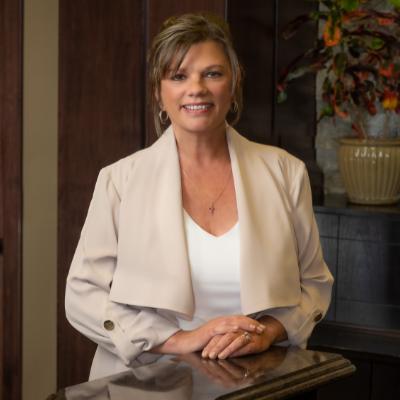 Kerri Cook Huber  Attorney Headshot
