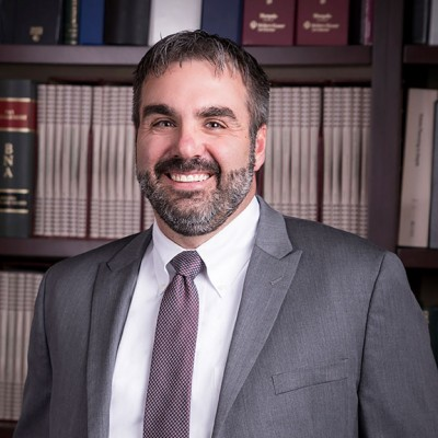 Matthew E. Naasz Attorney Headshot