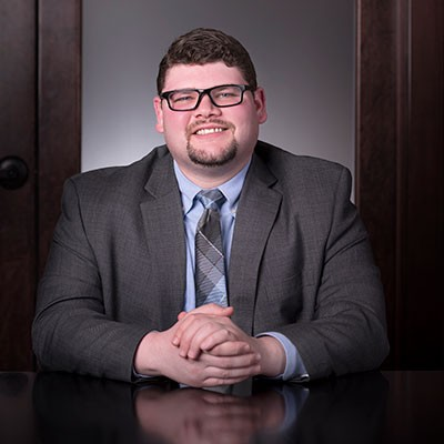 Ryan C. Sutton Attorney Headshot