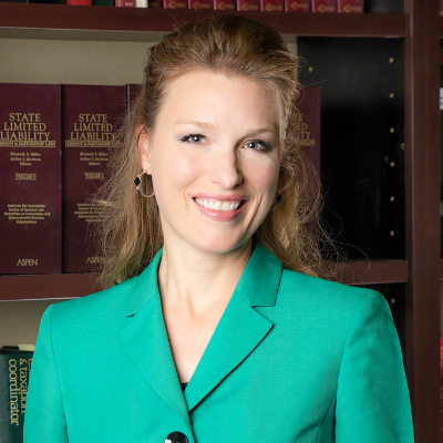 Sara Frankenstein Attorney Headshot