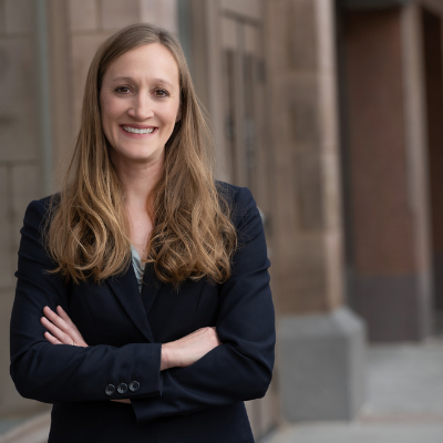 Stacy R. Hegge Attorney Headshot