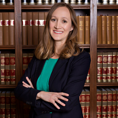 Stacy R. Hegge Attorney Headshot