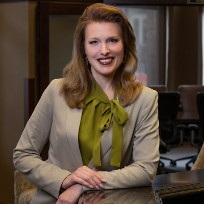 Sara Frankenstein Attorney Headshot