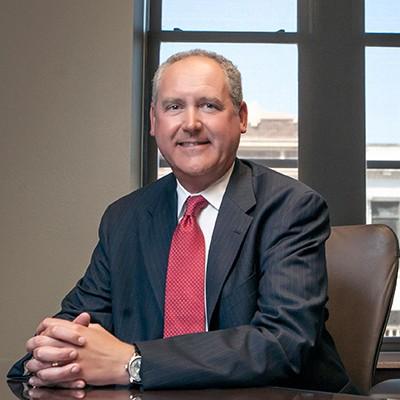 Patrick G. Goetzinger Attorney Headshot