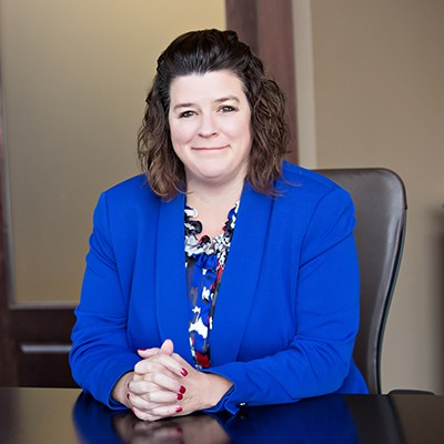 Terri Lee Williams Attorney Headshot