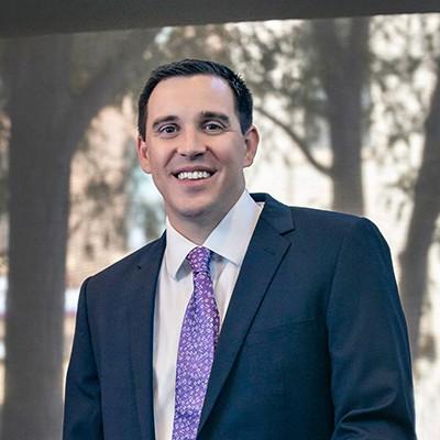 Tyler C. Wetering Attorney Headshot